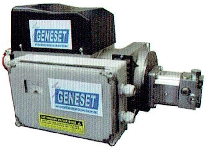 マグネット用油圧発電機